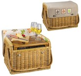 Picnic Time Kabrio Wine Basket - Botanica