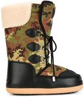 DSQUARED2 Ski snow boots - men - Elastodiene/Polyamide/Polyester - 39