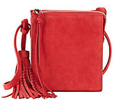 Elizabeth and James Sara Suede Shoulder Bag
