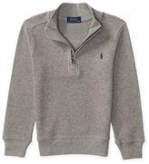 Ralph Lauren Boys 2-7 Textured Pullover