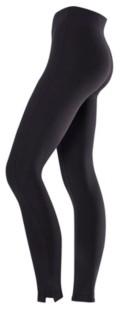 Hue Women's Utopia Cotton Leggings with Side Slits