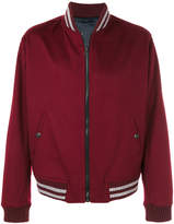 Band Of Outsiders zipped bomber jacket
