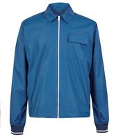 Burton Burton Threadbare Blue Collared Chest Pocket Jacket*