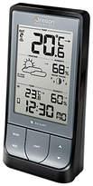 Oregon Scientific Bluetooth Weather Station BAR218, Black/Silver