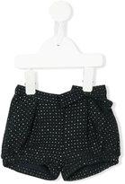 Lili Gaufrette patterned shorts - kids - Cotton/Polyamide/Polyester/other fibers - 6 mth