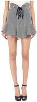 Just Cavalli Striped Skirt