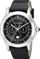 Emporio Armani Swiss Made Men's ARS4200 Analog Display Swiss Quartz Watch