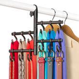 Lynk Hanging Pivoting Scarf Holder - Jewelry, Belt, Accessory Hanger
