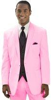 MYS Men's Custom Made Bridegroom Wedding Tuxedo Suit Pants Vest Tie Set Size 40R