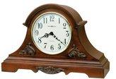 "Howard Miller Sheldon Mantel Clock Americana Cherry 11 3/4"" x 18"" x 6 3/4"""