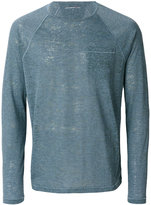 John Varvatos long sleeve T-shirt - men - Cotton/Polyester - XL