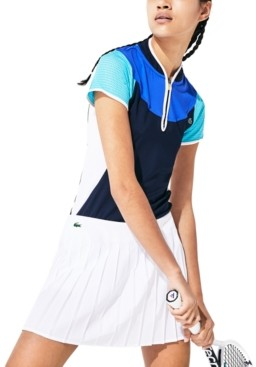 Lacoste Sport Ultra Dry Pleated Tennis Skirt