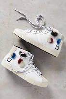D.A.T.E Hill High Pop Sneakers