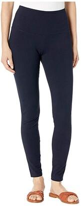Lysse Cotton Leggings (Black) Women's Casual Pants