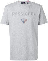 Rossignol logo print T-shirt - men - Cotton - 46