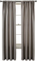 Studio StudioTM Finley Rod-Pocket/Back-Tab Curtain Panel