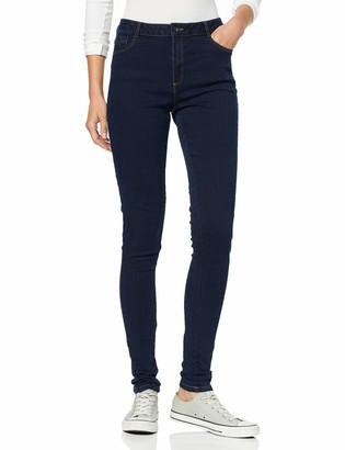 Dorothy Perkins Women's Ac:Indgo Ellis Sknny Skinny Jeans