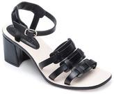 Bernardo Santina Ankle Strap Block Heel Sandals