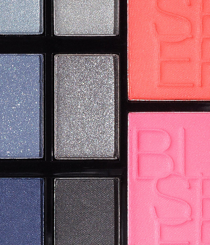 H&M Eyeshadow and Blush Palette - Multicolored - Ladies