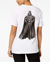 Star Wars Juniors' Signature Lace-Up Graphic T-Shirt