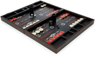 Alexandra Llewellyn Exclusive Vintage Car Backgammon Set