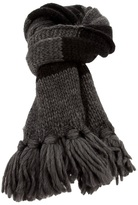 Paolo Pecora knitted scarf