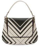 Anya Hindmarch Maxi Zip Satchel Handbag