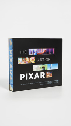 Books with Style The Art Of Pixar