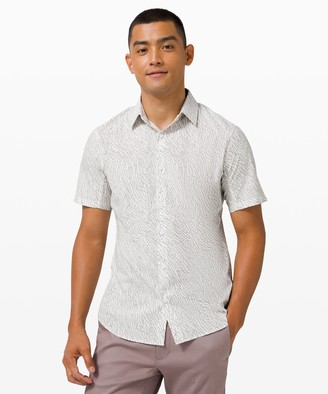 Lululemon Down to the Wire Short Sleeve Shirt *Online Only
