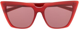 Balenciaga Eyewear Tip cat eye-frame sunglasses