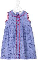 Amaia dots sleeveless dress