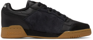 Reebok Classics Black Workout Plus Nepenthes Sneakers