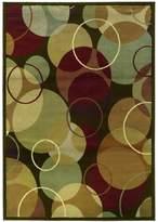 """Oriental Weavers Darcy 2066D Area Rug, 7'10 x 10'0"""""""