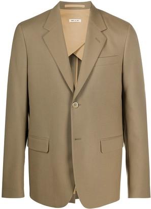 Marni Oversized Single-Breasted Blazer