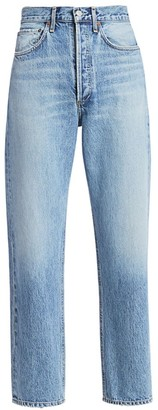 AGOLDE 90s Mid-Rise Loose-Fit Jeans