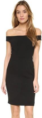 Black Halo Women's Claire Off Shoulder Sheath Dress