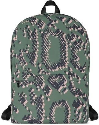 Rebecca J Mills Designs Backpack In Scaled 2 By Rebecca J Mills