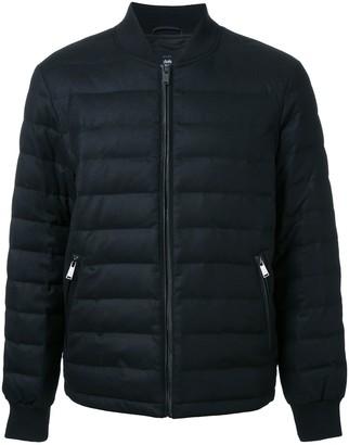 Kent & Curwen Zip Pocket Bomber Jacket