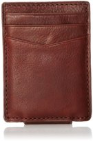 Fossil Men's Ingram Magnetic Credit Card Holder