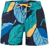 Bjorn Borg Men's Leaf Print Swim shorts