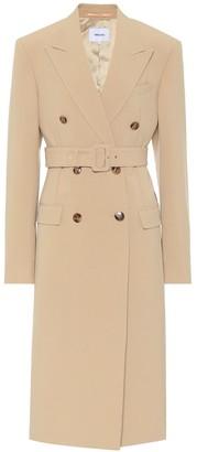Nanushka Greta tweed coat