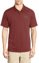 The North Face Men's 'Crag' Flashdry(TM) Polo