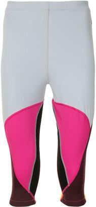 KIKO KOSTADINOV x Asics cropped colour-block leggings