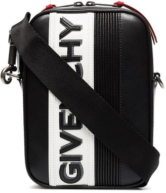 Givenchy Mc3 logo crossbody bag