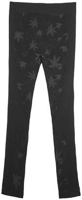 Pink Label Darlene Patterned Leggings