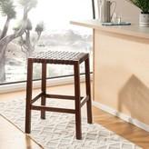 Bungalow Rose Bandelier Counter & Bar Stool Color: Brown
