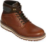 Jf J.Ferrar JF Kemper Mens Lace-Up Boots