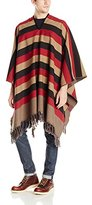 Brixton Men's Vanguard Poncho