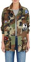 Icons Women's Camouflage Cotton Twill Field Jacket