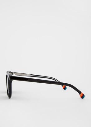 Paul Smith Black 'Calder' Sunglasses